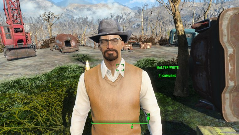 Walter White Follower ESP 1.0