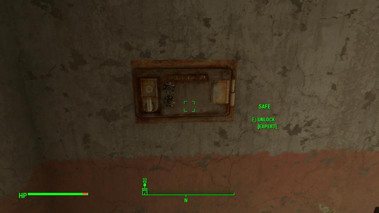 Pre War Safes