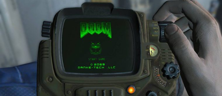 Doom for the Pipboy