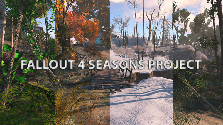 Fallout 4 seasons