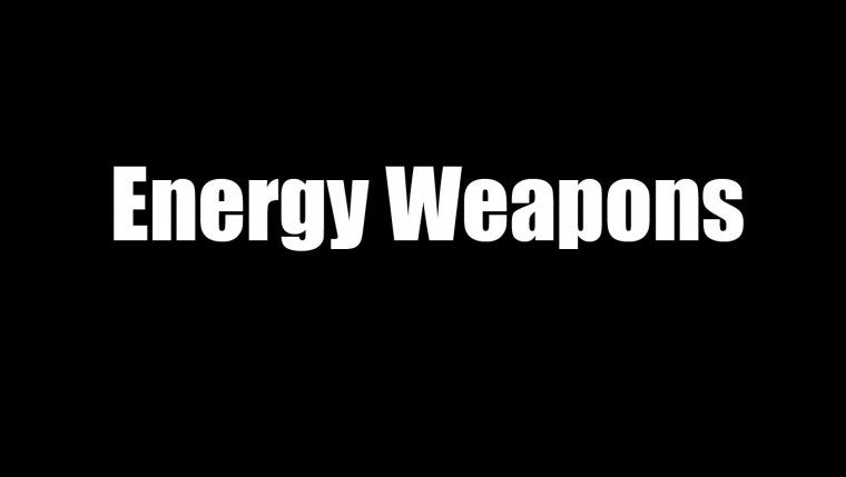Energy Weapon Sounds