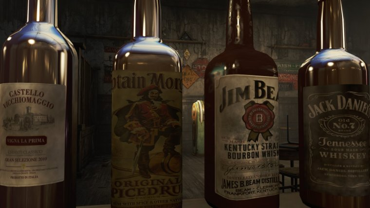 Alcohol And Tobacco Overhaul