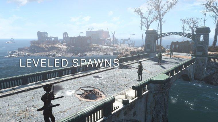 Leveled Spawns