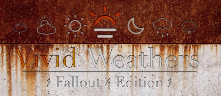 Vivid weathers fallout 4