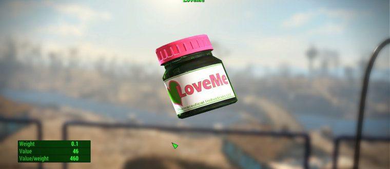 Таблетки любви