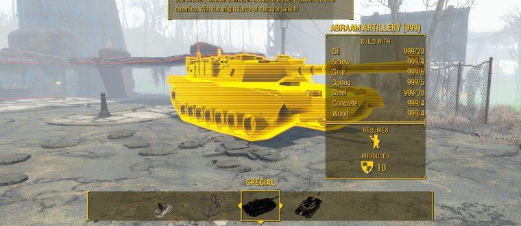 Абрам М1А2 танк артиллерия