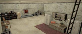Joseph's Bunker Player Home