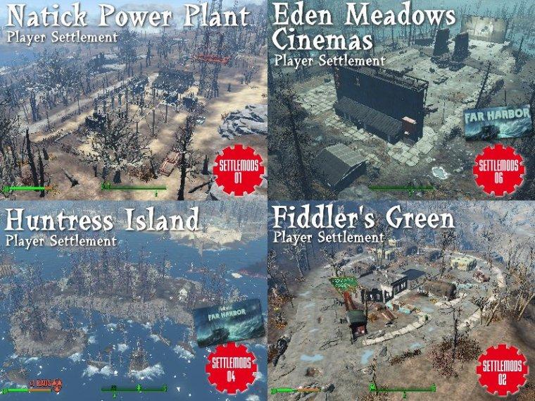 Коллекция поселений - 10