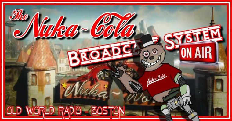 Nuka World Радио