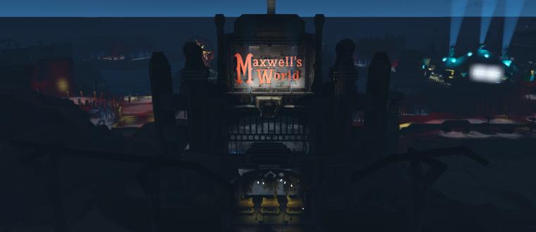 Мир Максвелла