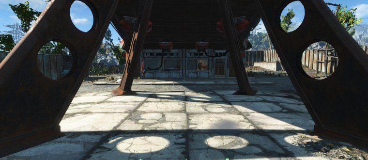 "Fallout 4 ""Весенняя уборка"""