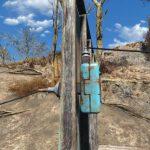 Проход сквозь стены энергопроводов