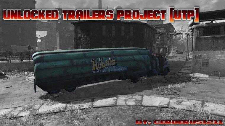 Проект Разблокировки Трейлеров