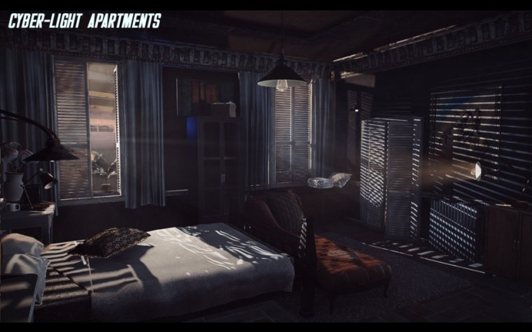 Cyber-Light Квартира