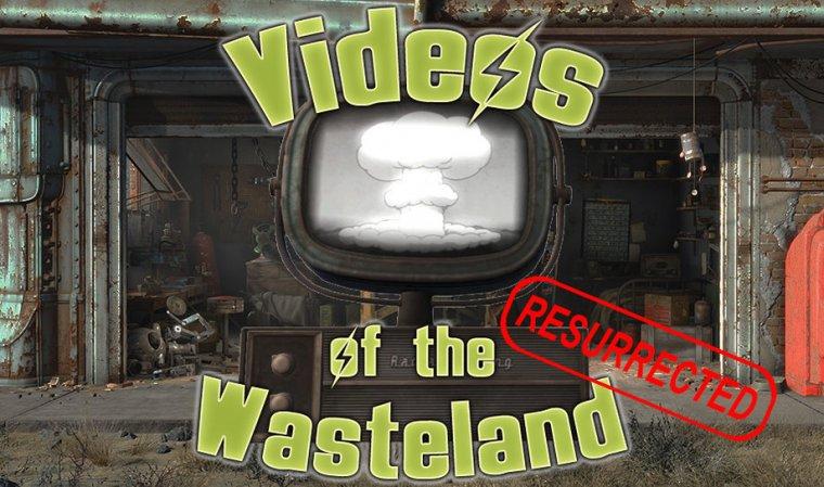 видео из пустоши для fallout 4