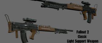 LSW -Легкое вспомогательное оружие