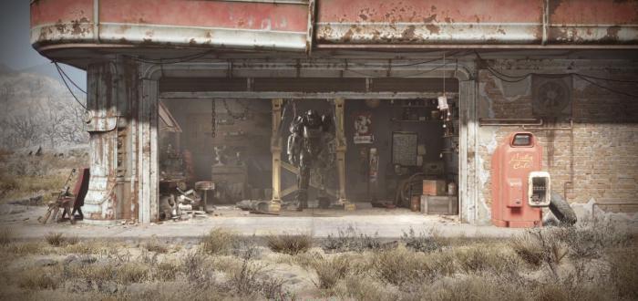 Тот самый гараж / Menu Red Rocket