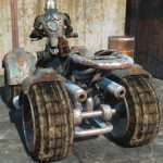 RAIDER QUAD BIKE ДЛЯ FALLOUT 4