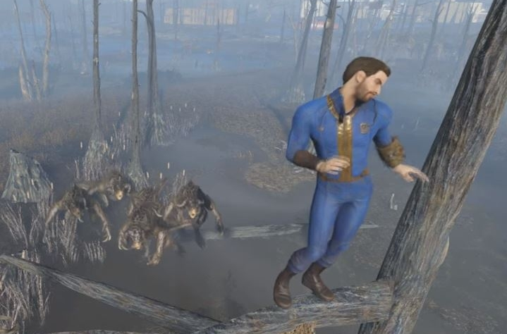 Dancing around The Wasteland