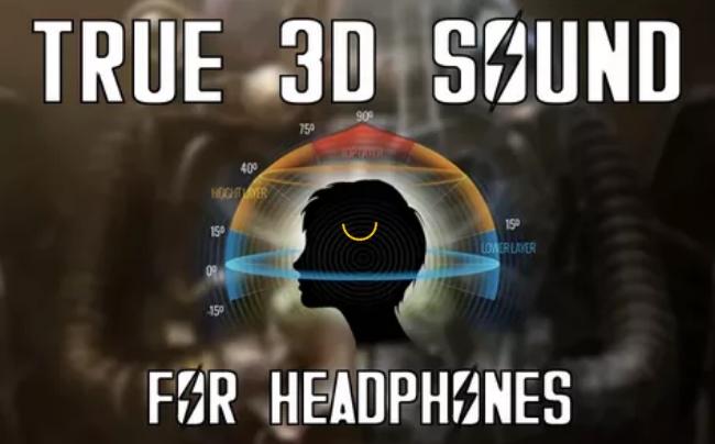 "Fallout 4 ""Настоящий 3D звук"