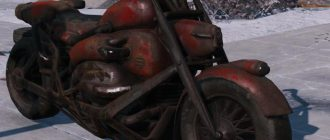 Управляемый Мотоцикл