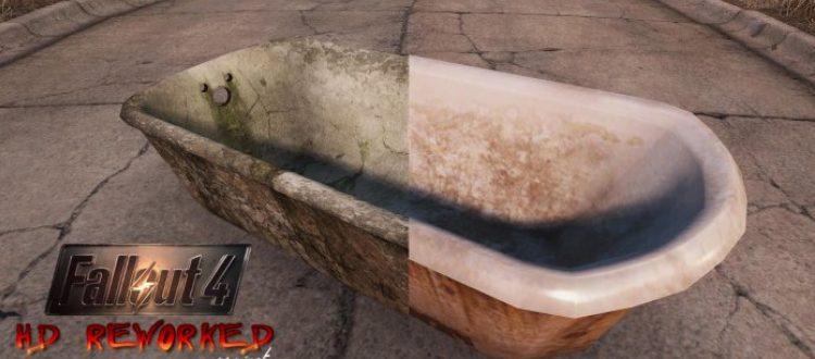 Fallout 4 в HD качестве