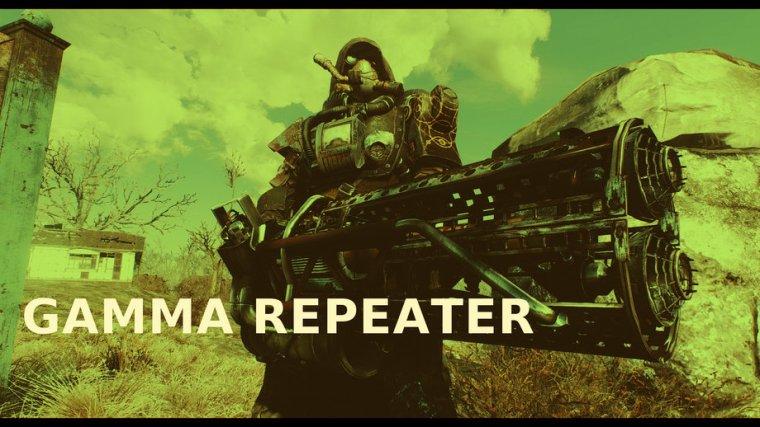 Гамма-Репитер