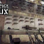 Skibadaa оружейный пак REDUX для Fallout 4