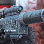 12.7mm Пистолет (SigSauer P127) для Fallout 4