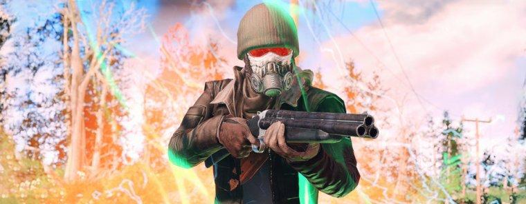 "Fallout 4 ""Шиаппа Тройная Угроза - Тройной Дробовик"""