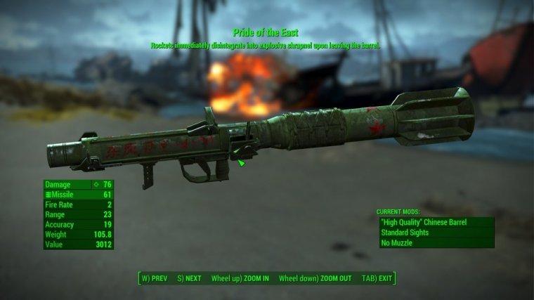 More Uniques - Unique Weapons Expansion
