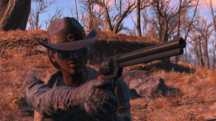 Cavalry Revolver