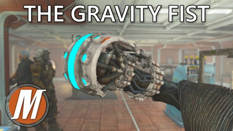 The Gravity Fist