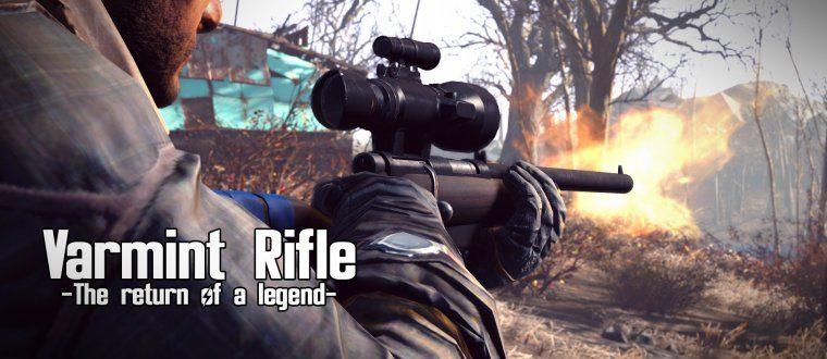 Varmint Rifle - The Return