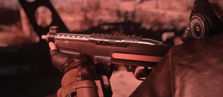 10-22 Пистолет