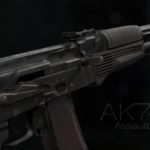AK74M - Assault Rifle