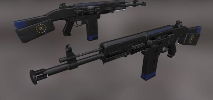 STG-60 ДЛЯ FALLOUT 4