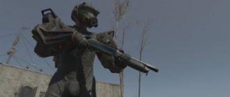 M1014 - A Standalone Shotgun
