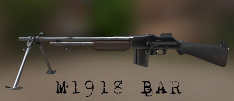 M1918 BAR REDUX (Russian)